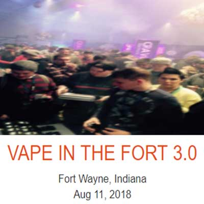 Indiana US Vape in the Fort